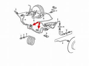 Find Polo Mk2 Genuine Vw 2 Point Brake Pipe Line Retaining Clip Holder Bracket Motorcycle In