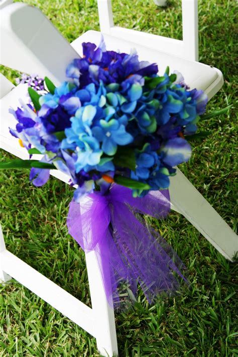 Royal Blue And Royal Purple Wedding Colors I Love The