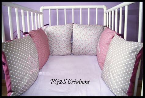 tour de lit coussin a assembler tour de lit coussins etoiles et petits pois la ptite boutique