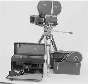 1938 BNC 100 Mitchell silent film camera & equipment used ...