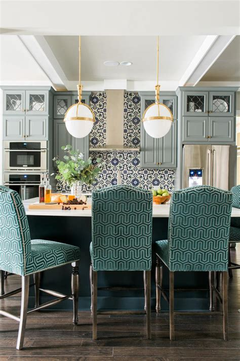 hgtv smart home  kitchen dining room house