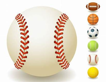 Balls Sports Clipart Vector Resolution Cliparts Background