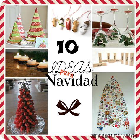 Beparty Fiestas Lowcost 10 Ideas Diy Para Navidad