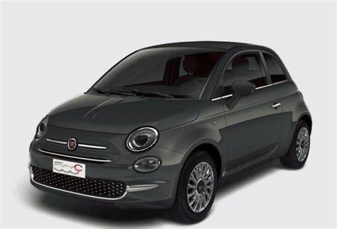 Leasing Fiat 500 by Fiat 500 Leasing F 252 R 109 Monat Brutto Sparneuwagen De