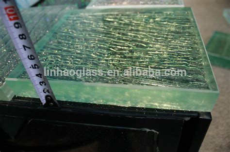 mm thick glass table top    thick glass slab