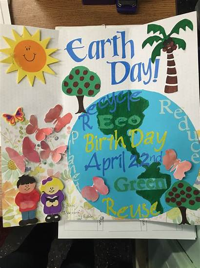 Earth Poster Contest District