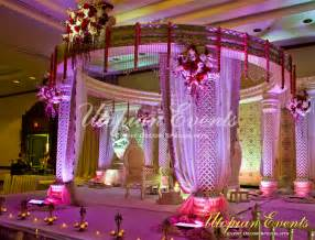 indian wedding decorators nj indian wedding decor photo galleries utopian events
