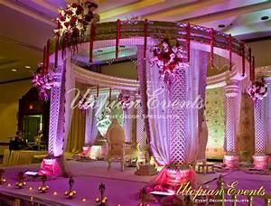 Indian Wedding Decor - Photo Galleries - Utopian Events