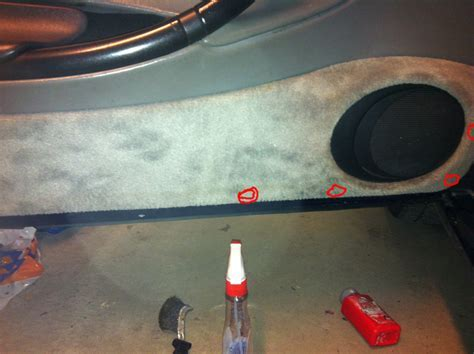 Interior water leak problem   986 Forum   for Porsche