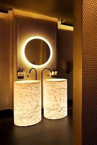 Miroir Rond Lumineux : o trouver le meilleur miroir de salle de bain avec ~ Zukunftsfamilie.com Idées de Décoration