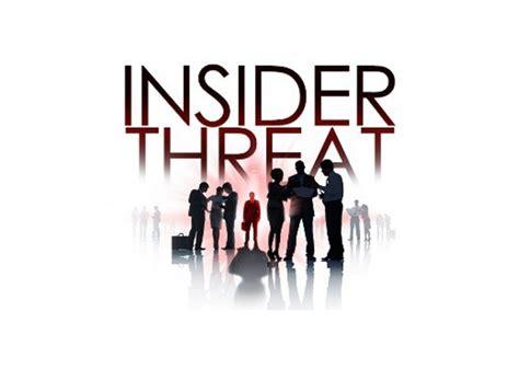 insider threat module
