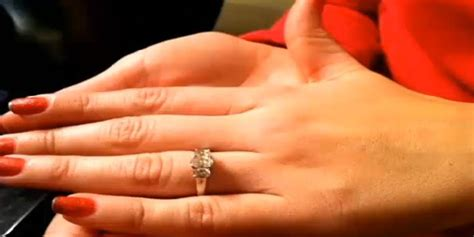 years  couple finds lost engagement ring