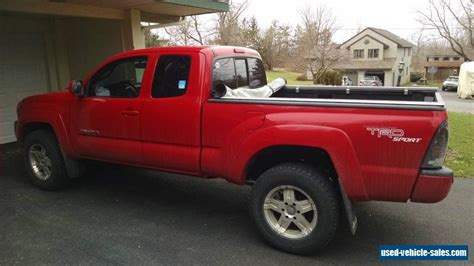 2005 Toyota Tacoma For Sale by 2005 Toyota Tacoma For Sale In The United States