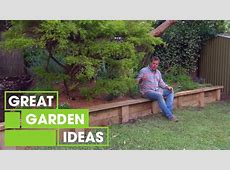 How To Build An Affordable Retaining Wall Gardening