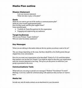7  Media Plan Templates