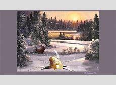 Weihnachts ECard Nikolaus auf dünnem Eis YouTube