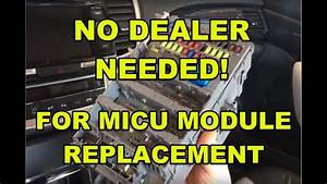 2015 Honda Or Acura Micu Module  Fuse Box  Replacement