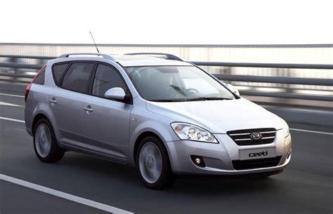 kia ceed 2007 kia ceed estate car wagon 2007 2009 reviews technical