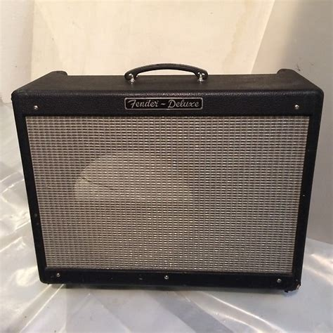 fender rod deluxe replacement 1x12 quot cabinet with back