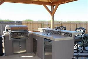 San antonio outdoor kitchens custom designs for Outdoor kitchens san antonio