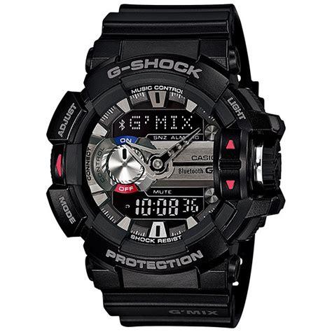 G Shock G Mix Grey casio g shock g mix bluetooth gba 400 1a