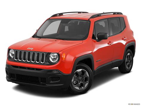 Jeep Renegade 2018 2.4l Sport 4x2 In Uae