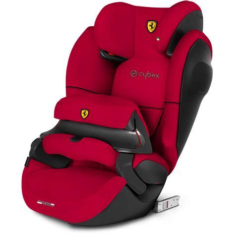 Free delivery uae, saudi arabia. Cybex Pallas M-Fix SL Child Seat Racing Red Scuderia Ferrari