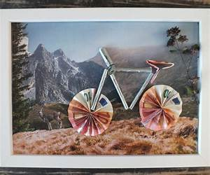 15 Euro Geschenke : geldgeschenk fahrrad basteln anleitung zum nachbasteln ~ Michelbontemps.com Haus und Dekorationen