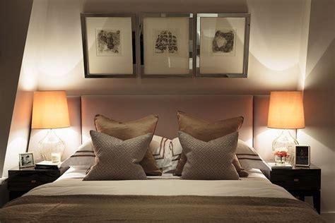 Rwid Warm Grey Bedroom Headboard Design Decorative
