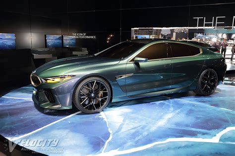 2018 Bmw M8 Gran Coupe Pictures