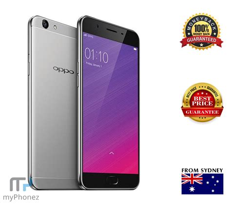 Brand New Oppo F1s ( 4g  Lte 3gb Ram 32gb) Grey Cheap