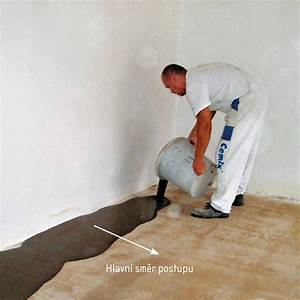 3D podlahy postup