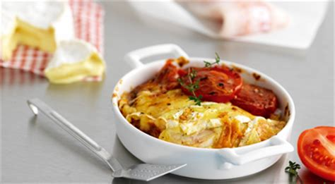 cuisiner le merlu recette filet de merlu au camembert
