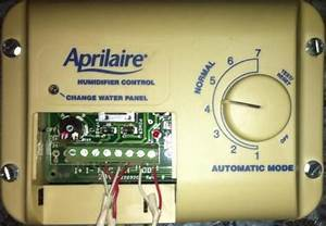 Nest Thermostat Wiring With Aprilaire 600   Humidistat
