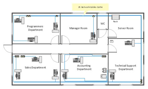 Building Symbol For Cabling Diagram by Power Socket Outlet Layout Cafe Electrical Floor Plan