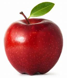 Apple Fruit - Nutrition Facts