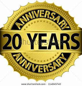 20 Years Anniversary Stock Images, Royalty-Free Images ...