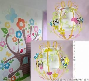 Luminaire Chambre Fille : luminaire chambre fille fabrique casse noisette ~ Teatrodelosmanantiales.com Idées de Décoration