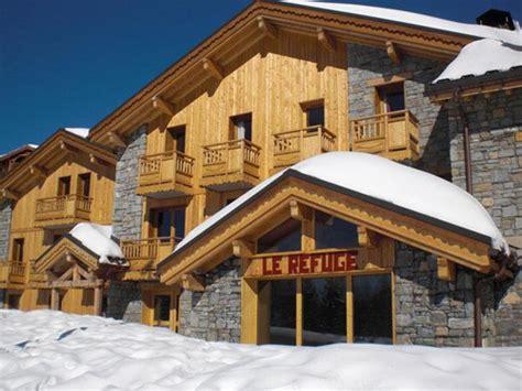 station de ski les eucherts residence chalet le refuge la rosiere
