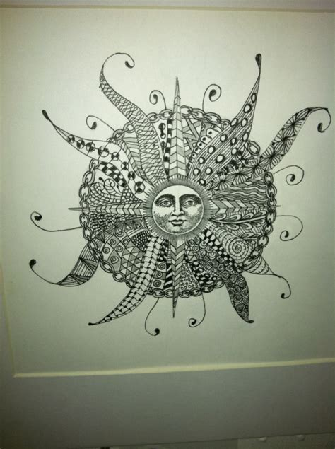 ZENTANGLES and MANDALAS | A Blog by Kath (Kathy) Harney