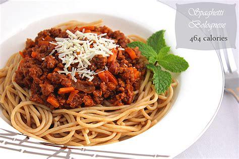 calories pates bolognaise restaurant spaghetti bolognese low calorie munaty cooking
