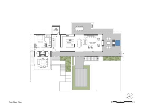 simple slope house plans ideas photo modern sloping block house design with three storey floor