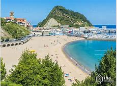 Getaria rentals for your vacations with IHA direct