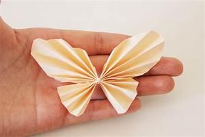 Schmetterlinge Aus Papier : schmetterlinge basteln einfach my blog ~ Lizthompson.info Haus und Dekorationen