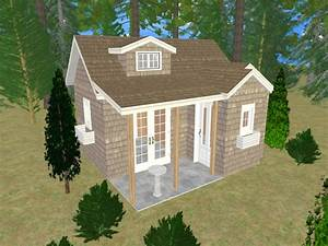 Small Shed House Plans Simple Small Open Floor Plans, shed ...