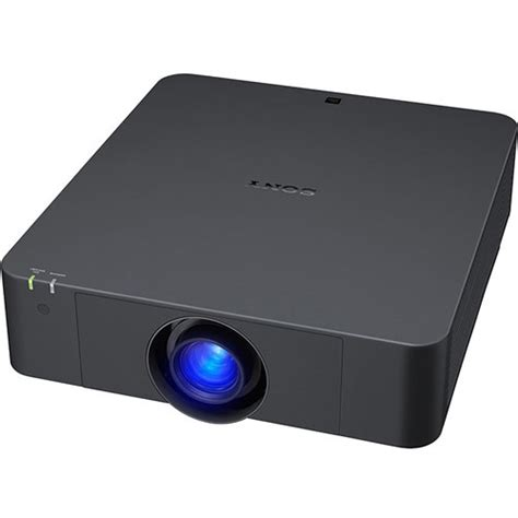 sony vpl fh60 wuxga 5000 lumens 3lcd l projector vpl fh60 b