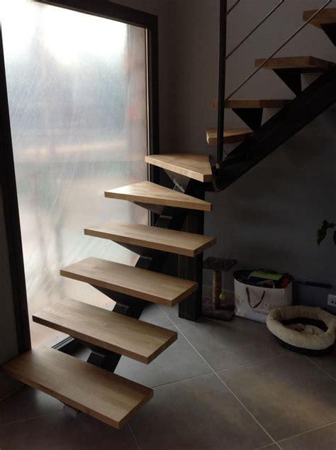 Escalier Quart Tournant Milieu. Monter Un Escalier
