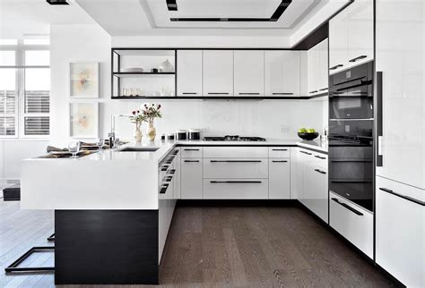 24 Gambar Model Kitchen Set Minimalis 2018 Terbaru Dekor