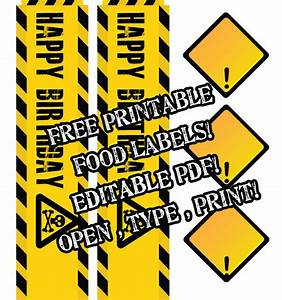 Printable Images Of Construction Signs - ClipArt Best