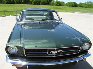 For Sale Ultra Rare 1965 T-5 Ford Mustang 2+2 ~ For Sale American Muscle Cars